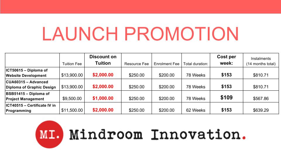 Launch Promotion (2)