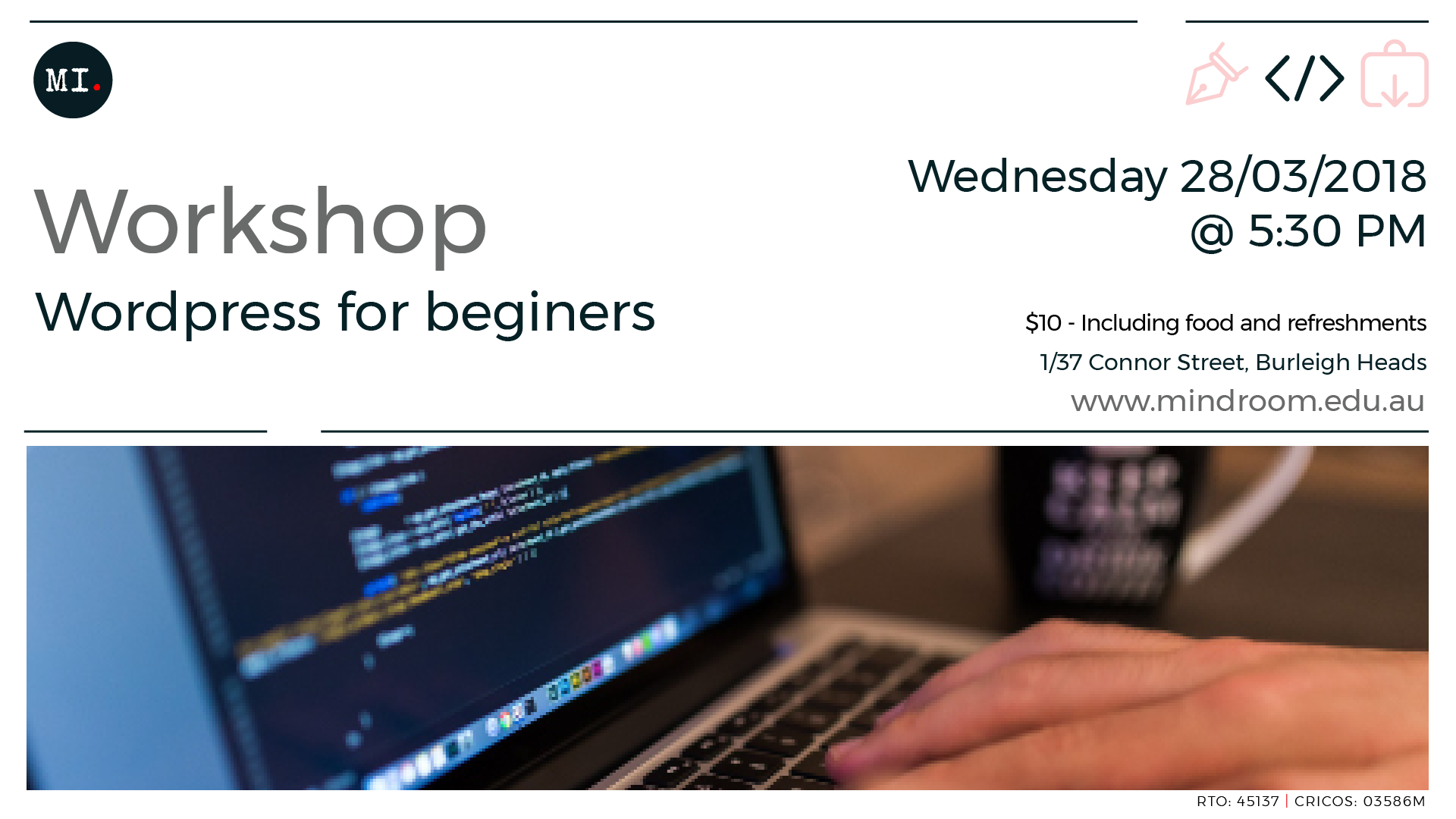 WordPress for Beginners – Workshop