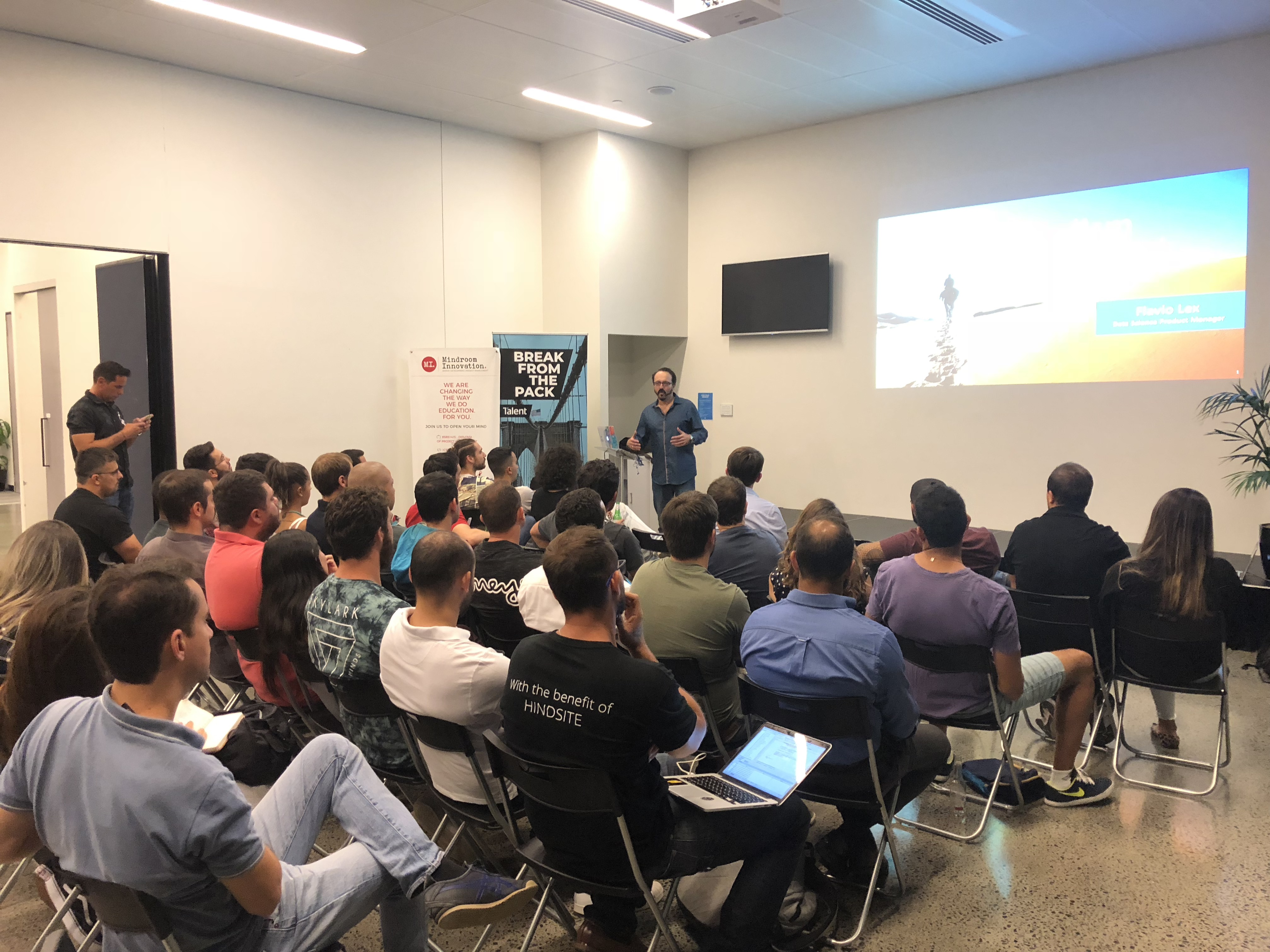 Brazilians in IT – Brisbane MeetUp