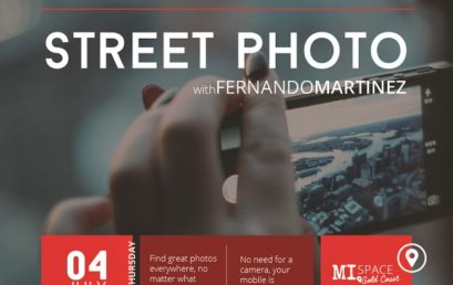 Street Photo Free Workshop @ MI Space Gold Coast