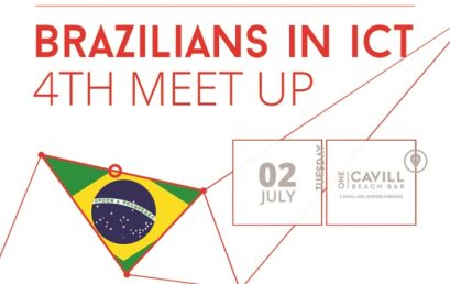 Brazilians in ICT – 4th MeetUp