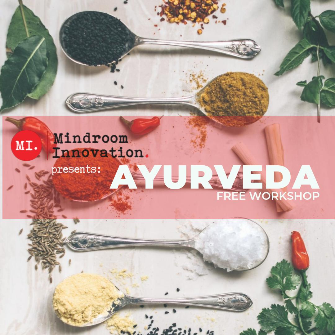 Introduction to Ayurveda @ MI Space Sunshine Coast, July 27