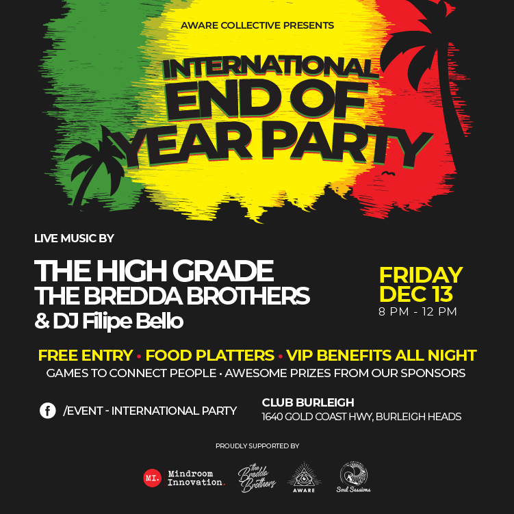 Special Invite: End of Year Party 2019