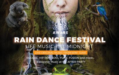 Rain Dance Festival – Fire Relief