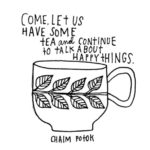 Support Group – Weekly Tea and Talk