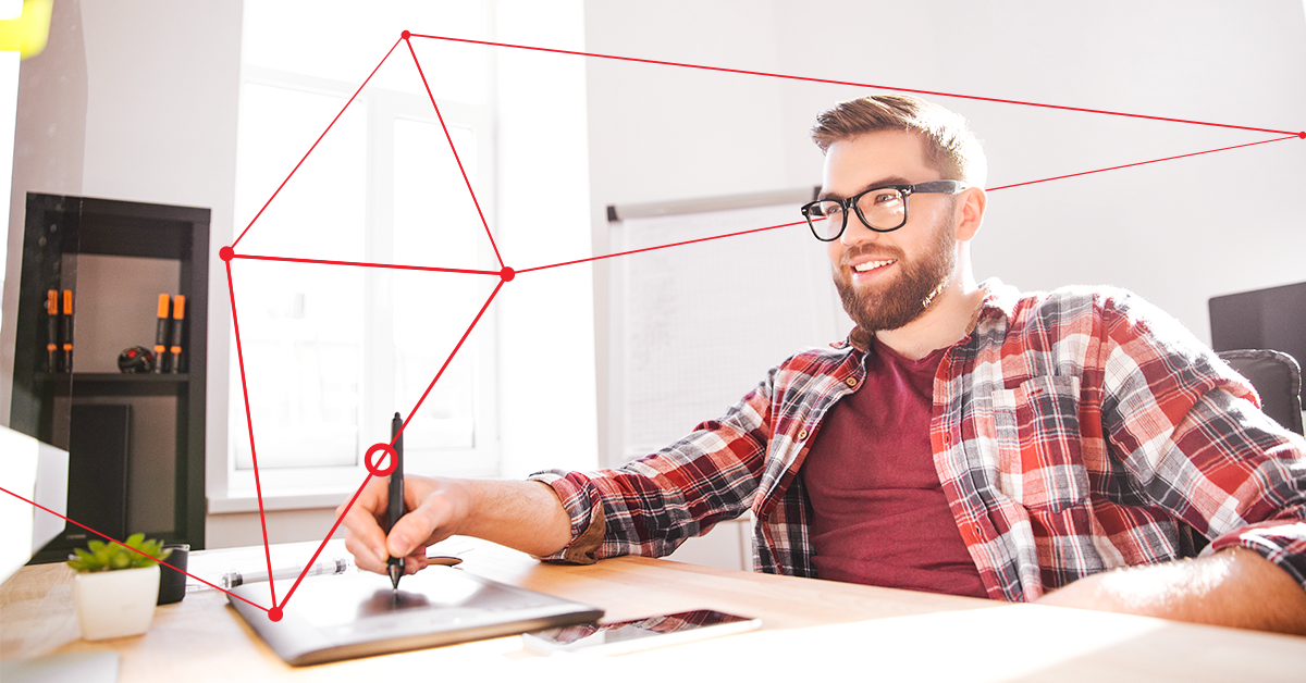 6 reasons to become a graphic designer