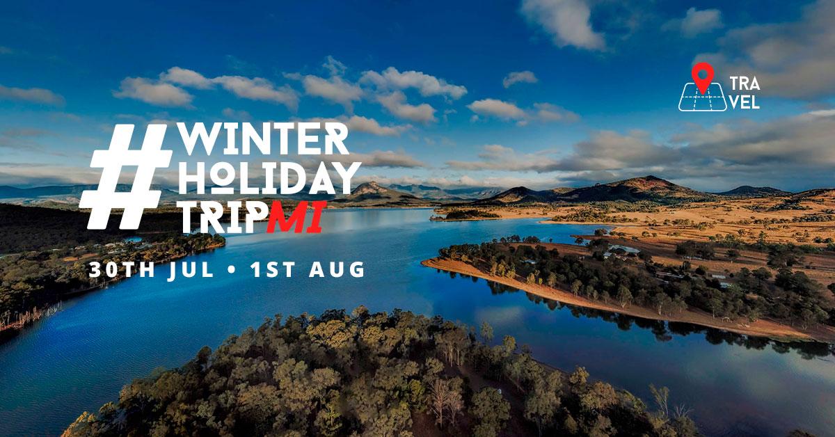 Winter Holiday Trip – Camp Moogerah