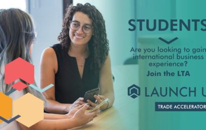 Launch U Trade Accelerator: November Round